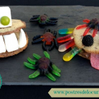POSTRE DE HALLOWEEN: MONSTRUOS DE GALLETA